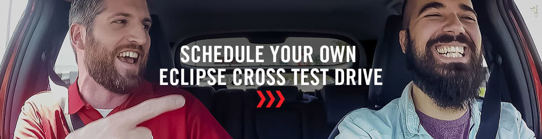 Schedule Your Own Eclipse Cross Test Drive