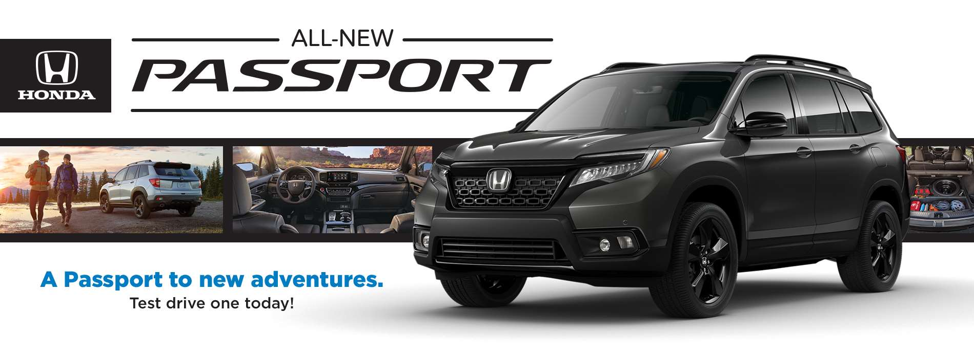 Honda SF - All-New Passport - Feb 2019