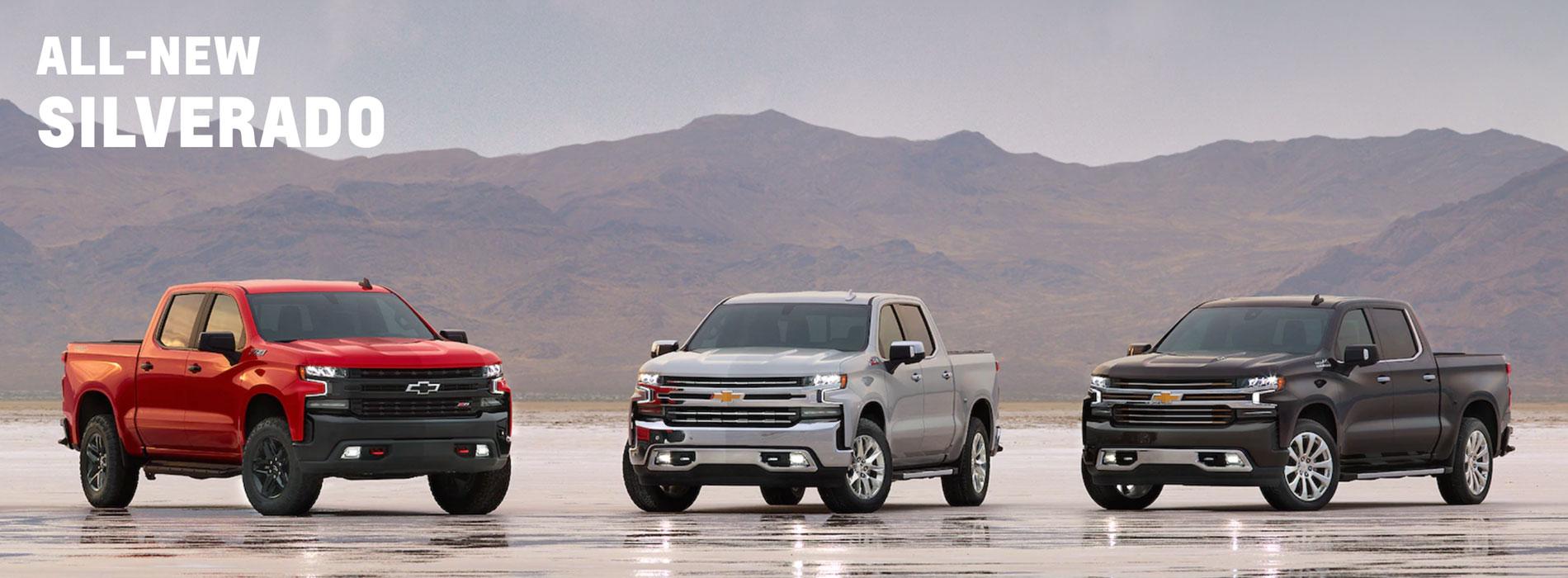 GM - All New 2019 Silverado