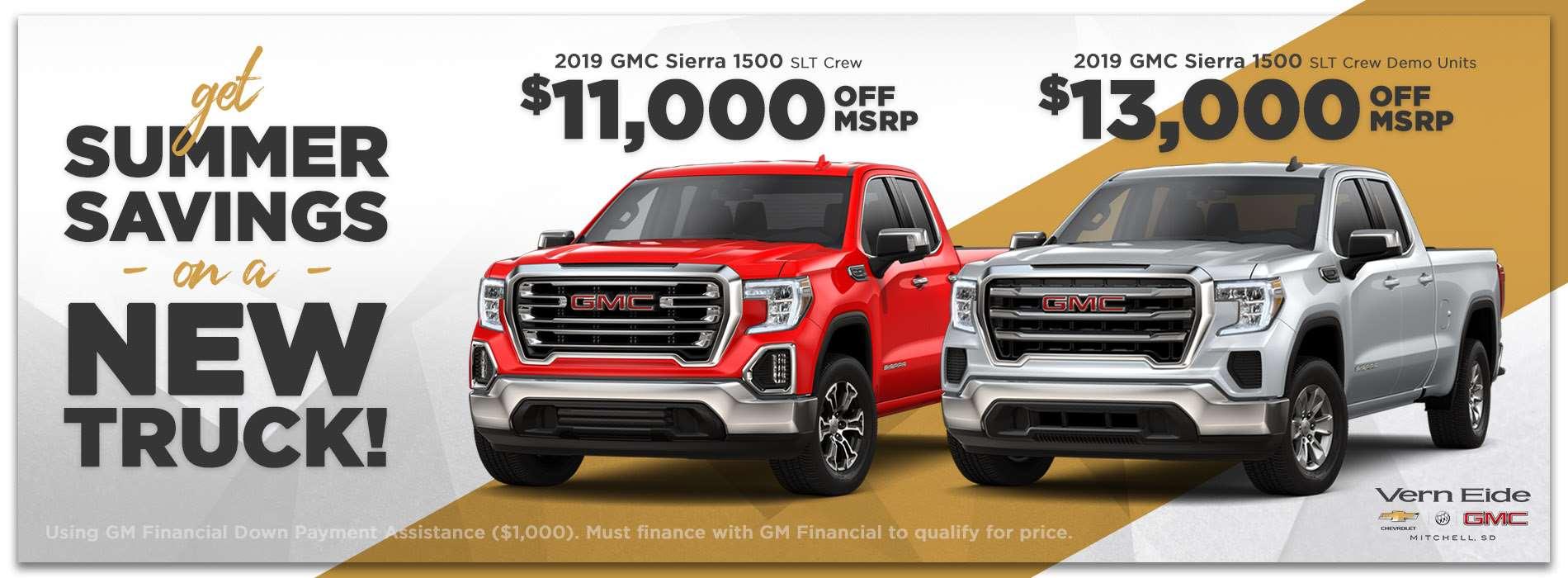 VEGM - Trucks - June 2019