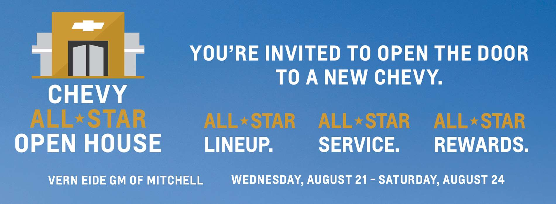 GM - All Star Open House - August 2019