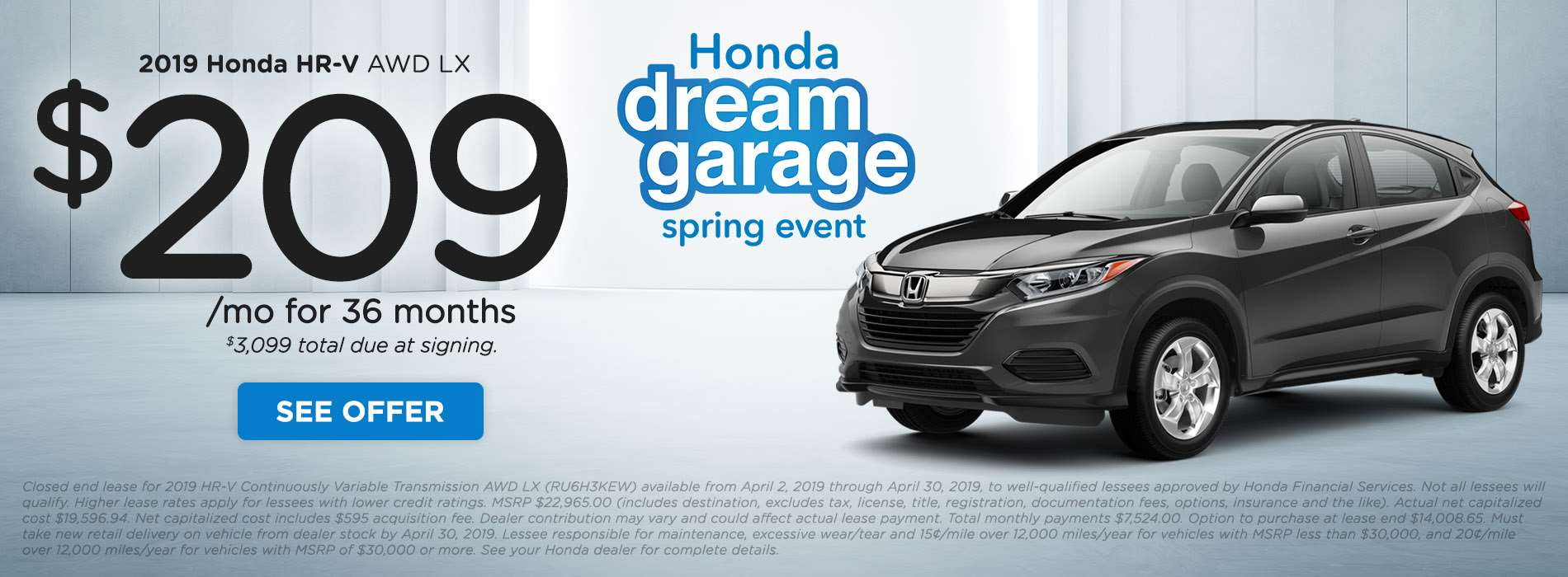 DLH - Spring Clearance HRV - Mar-Apr 2019