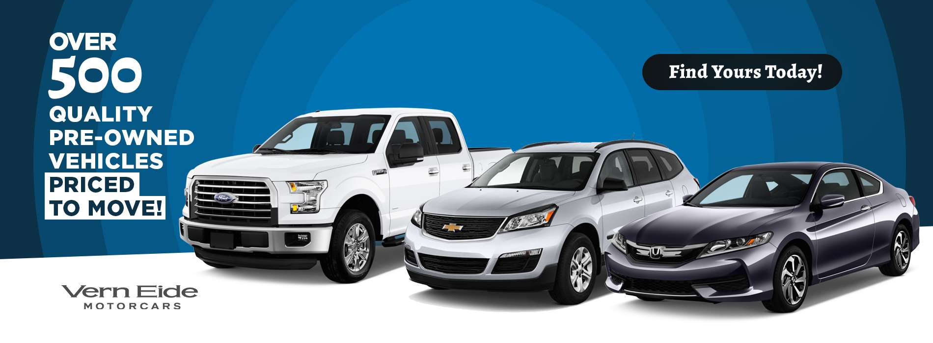 Honda - Over 500 Pre-owned Vehicles - April 2019