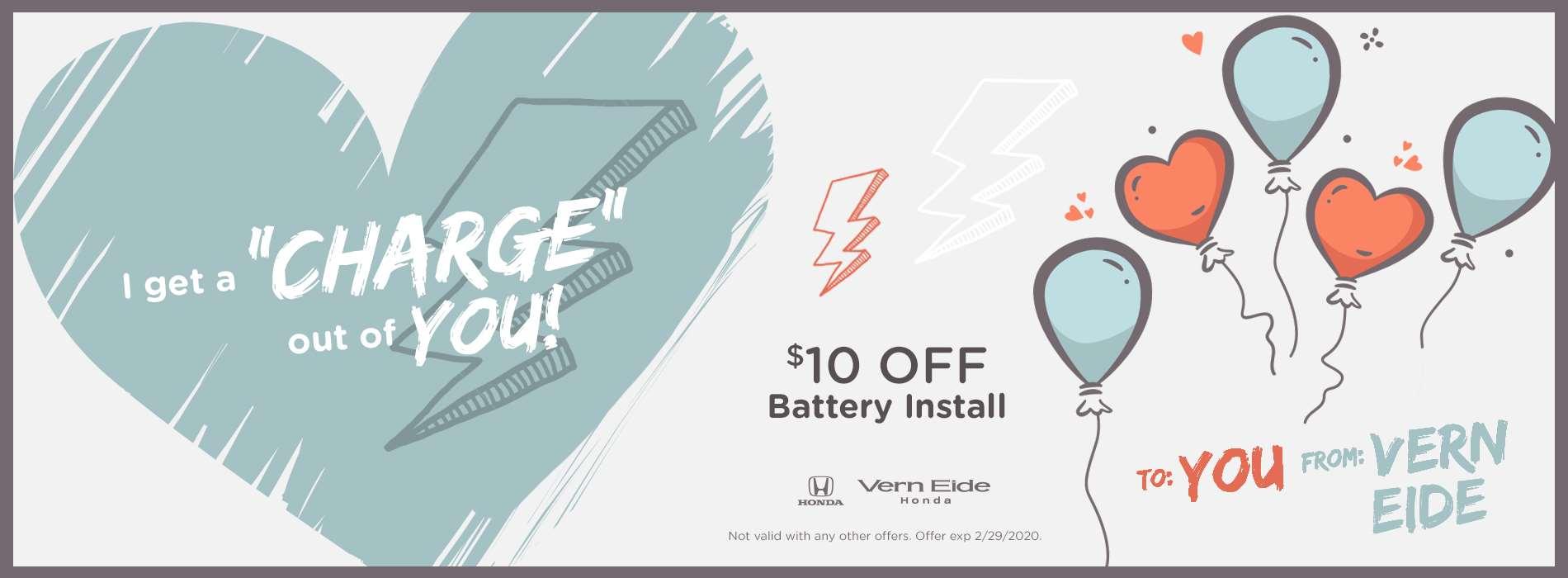 VHON - Battery Service - Feb 2020