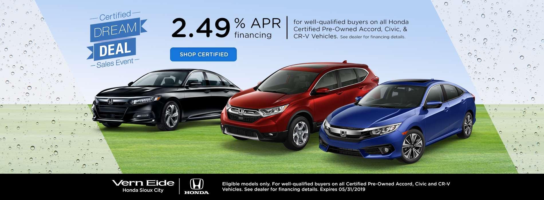 Honda SC - HCPV - May 2019