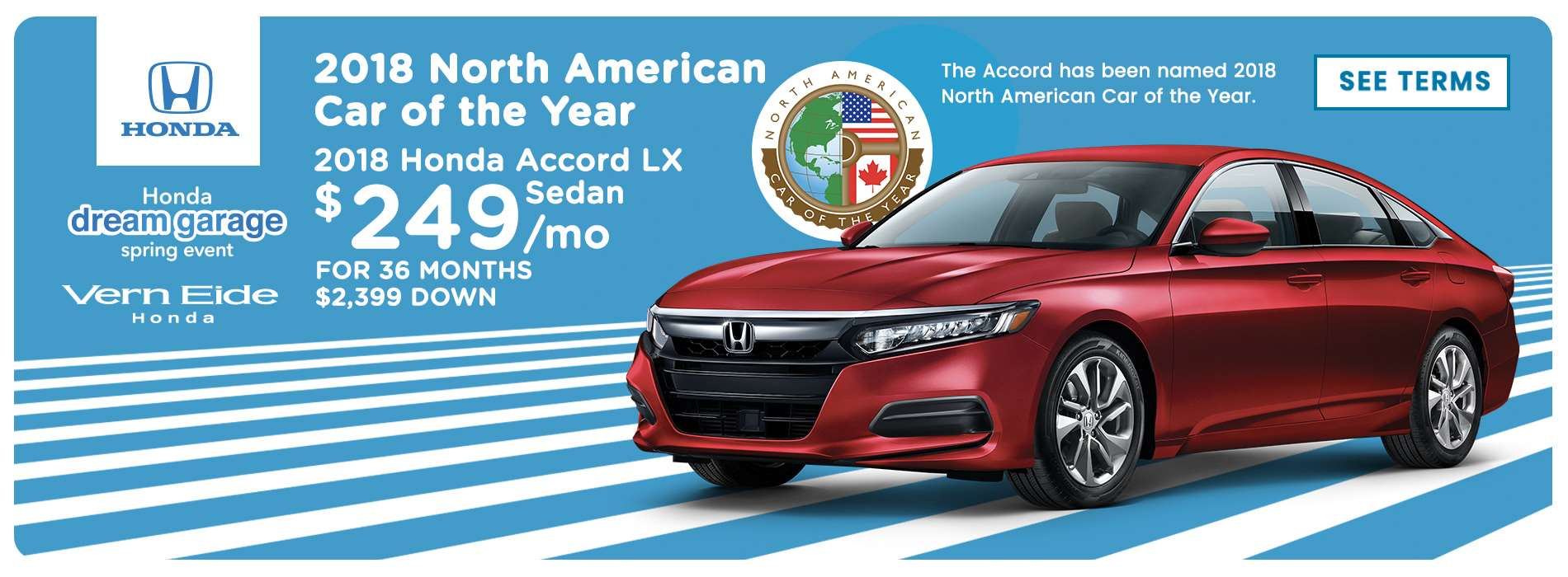 2018 North American Car of the Year