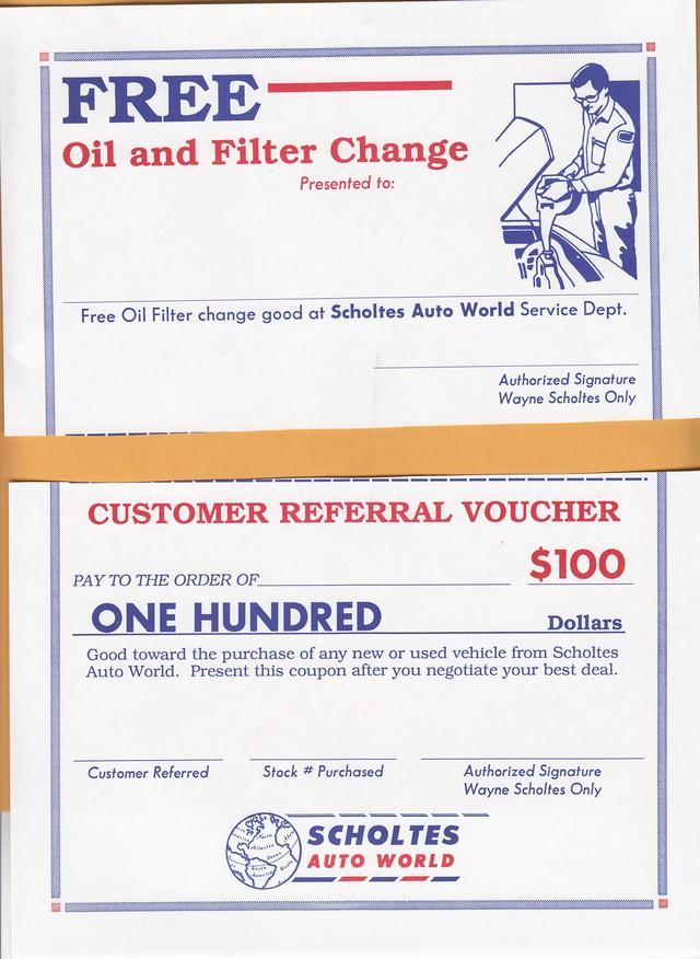 Customer Referal Program