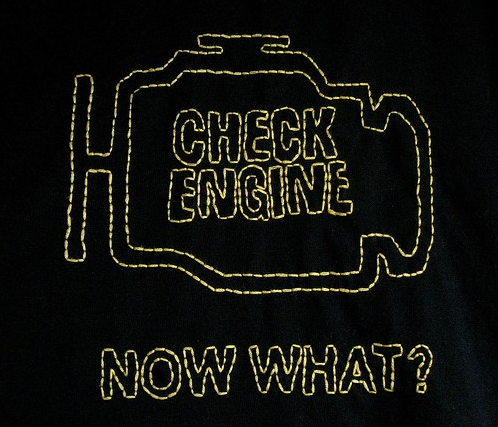 The Dreaded Check Engine Light