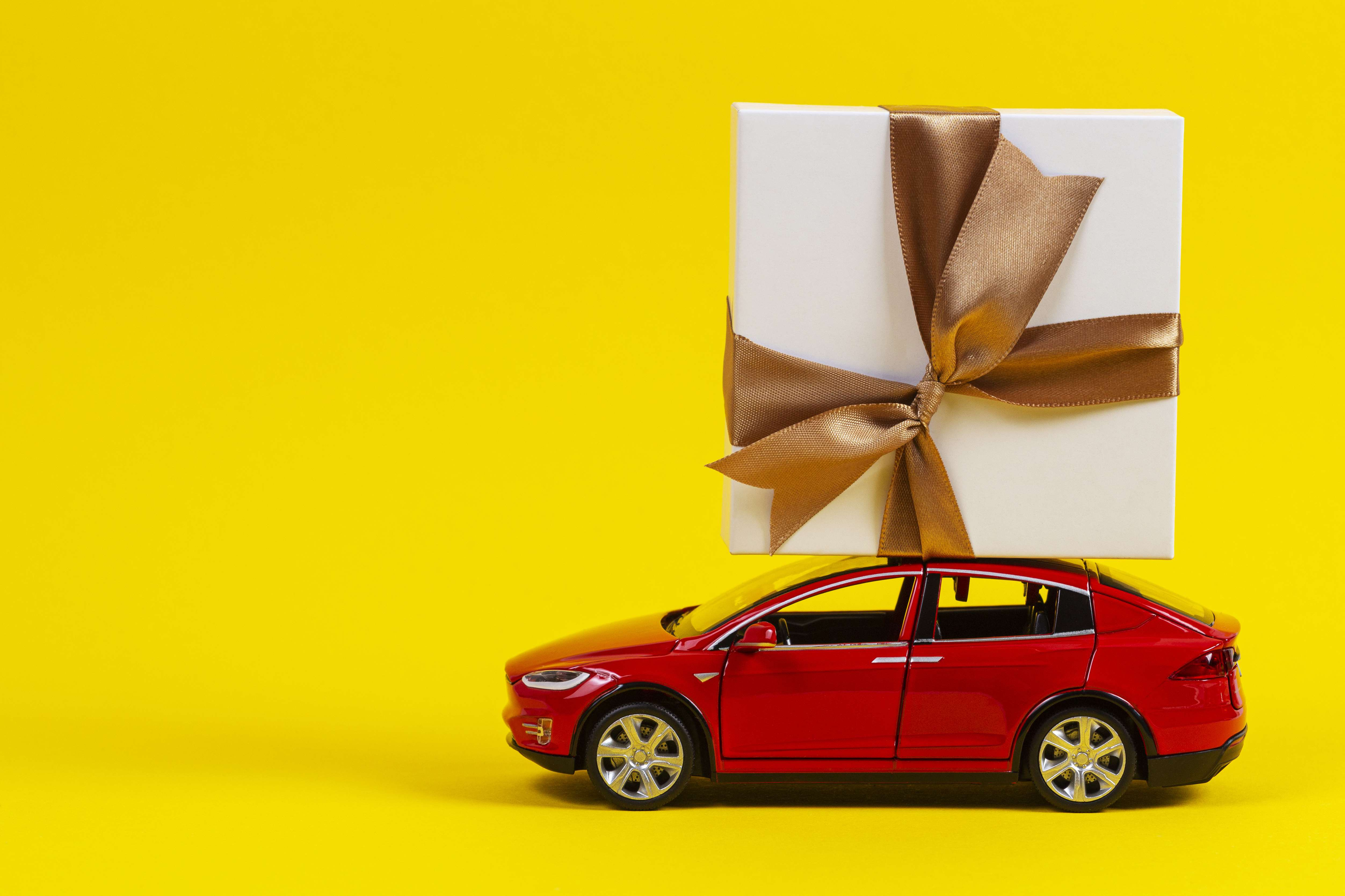 Top Five Car Accessory Gift Ideas