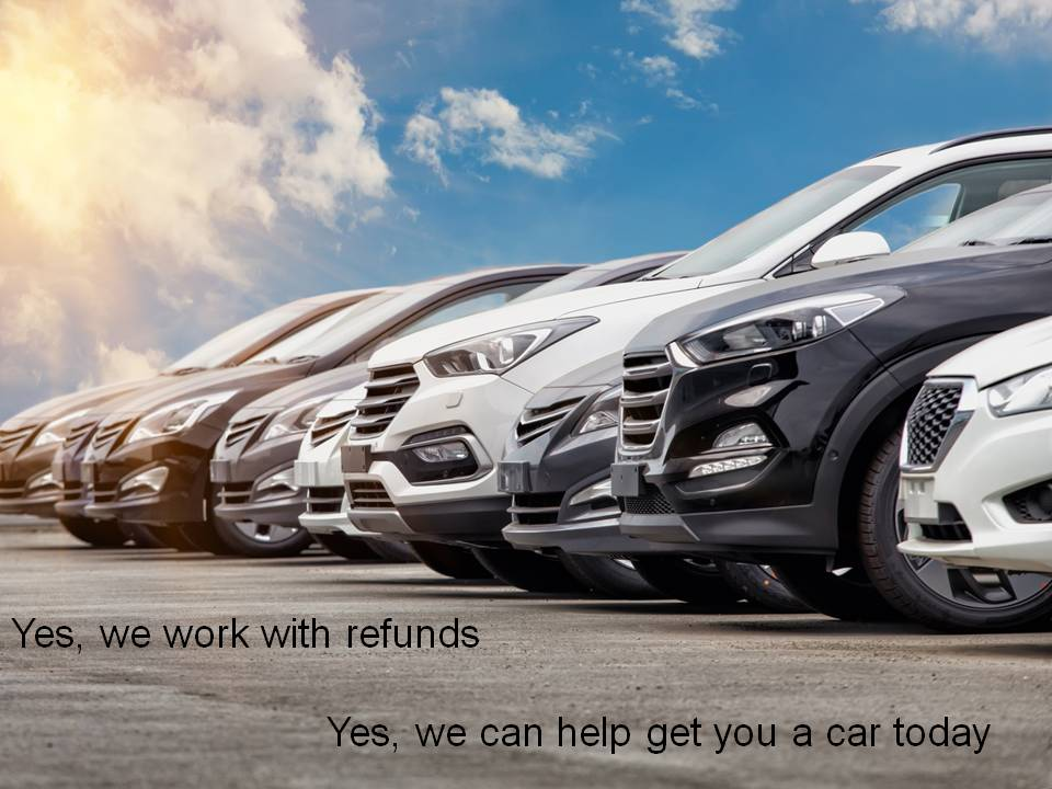 Can You Use Tax Refunds to Get a Car?