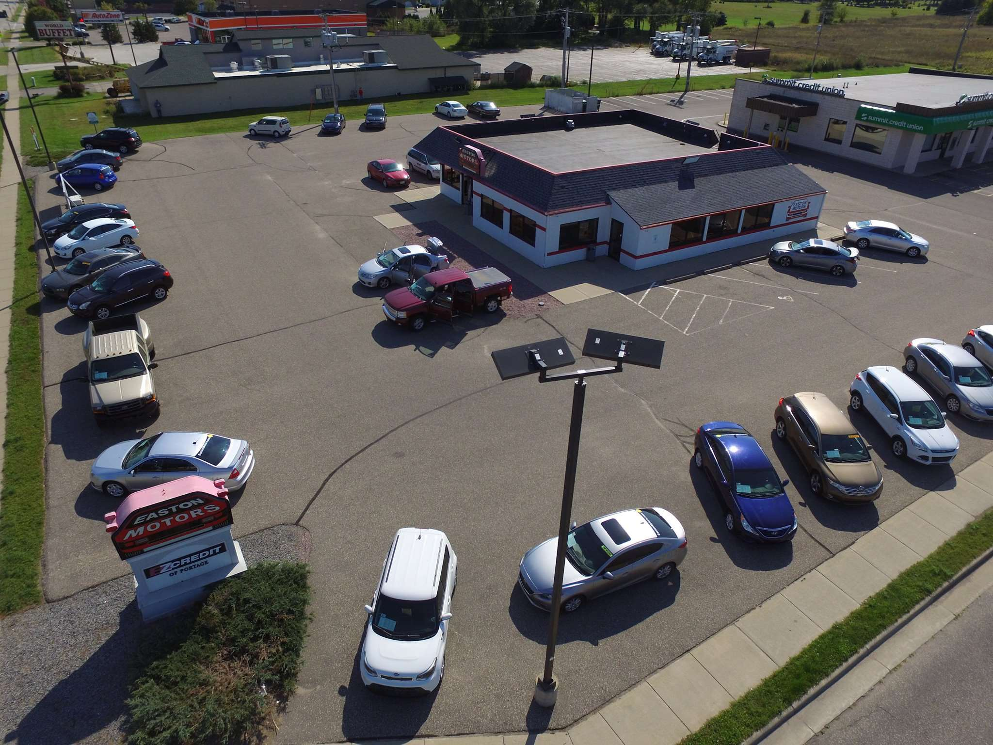 Discover Easton Motors of Portage