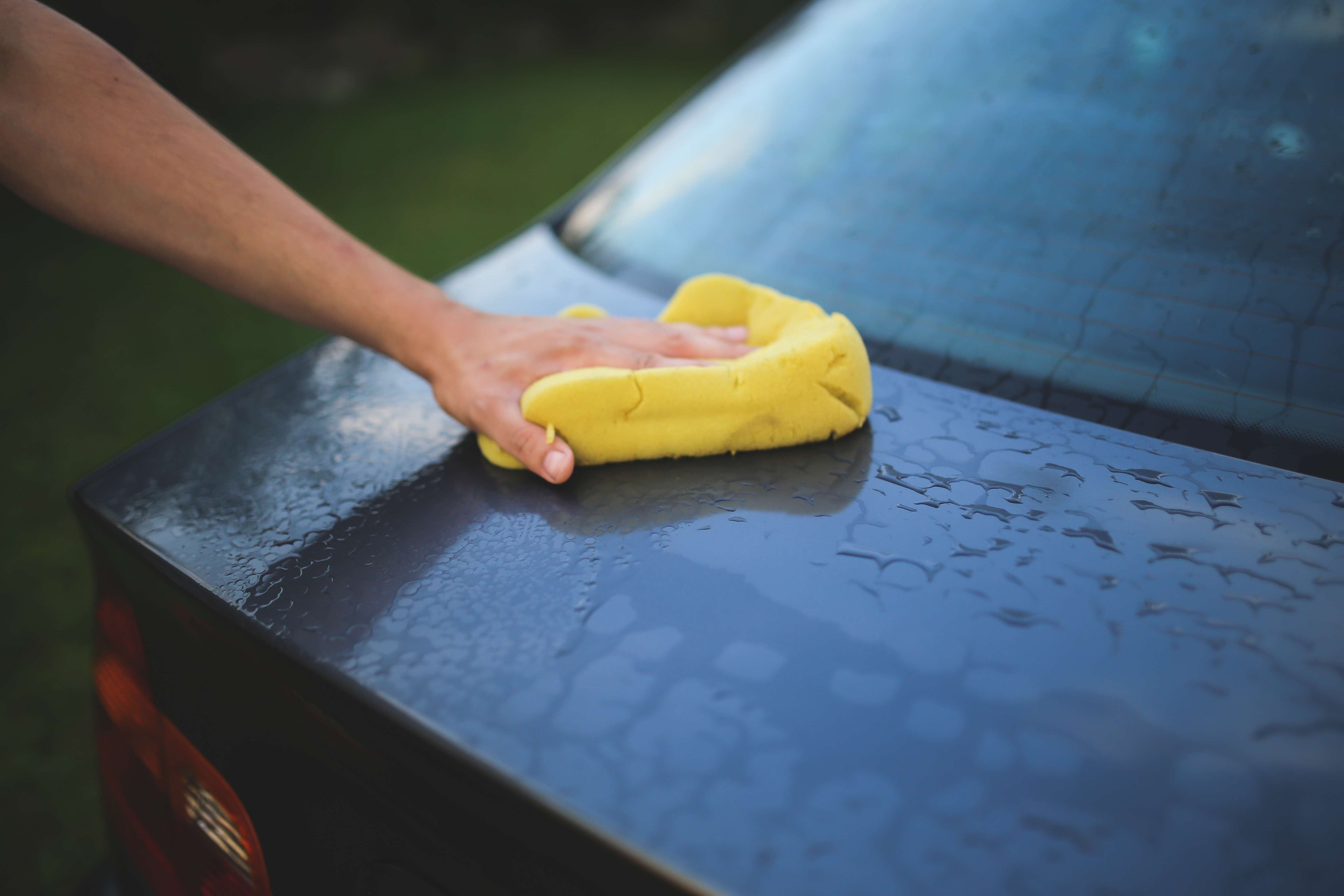 Spring Cleaning? Don't forget about your vehicle!