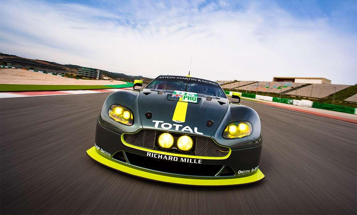 New season. Same spirit. Aston Martin Racing Unveil 2017 Challenger and Le Mans Line-Up