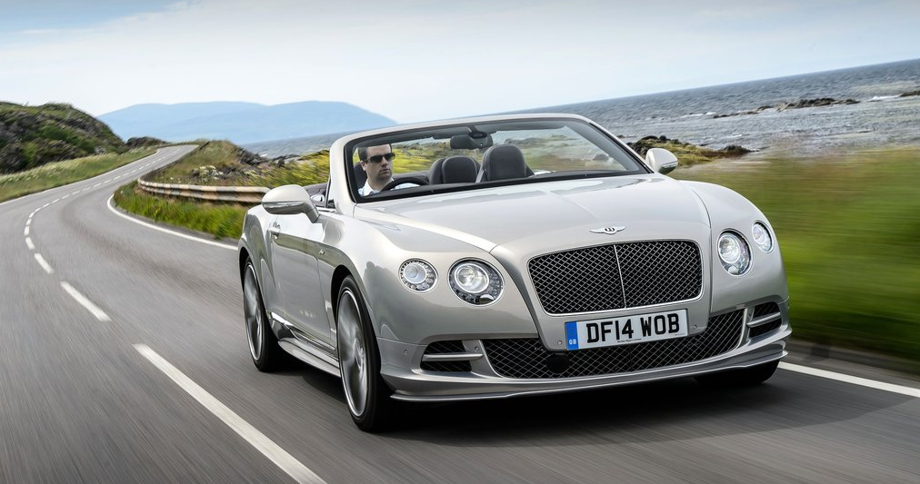 Top 5 Luxury Features on the Bentley GT Convertible V8