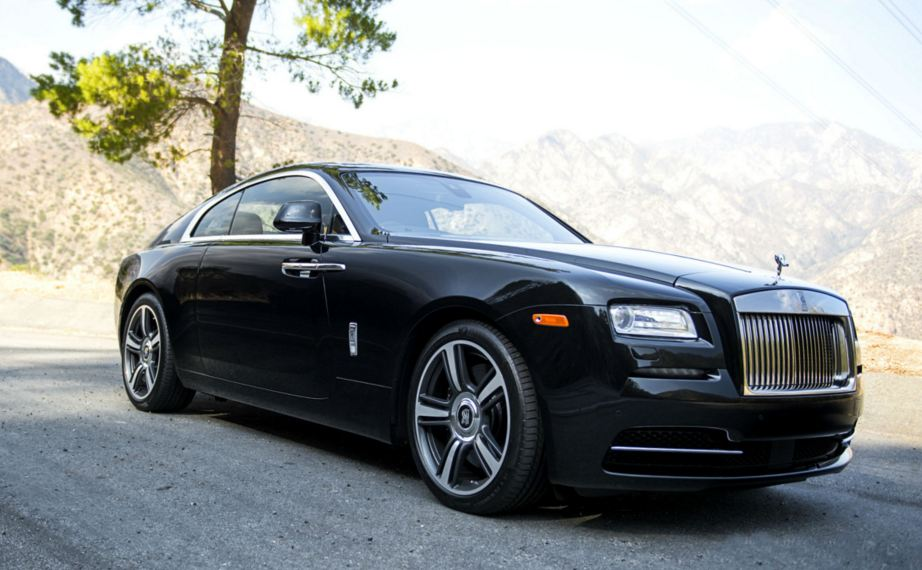 Top Ways to Personalize the 2015 Rolls-Royce Wraith