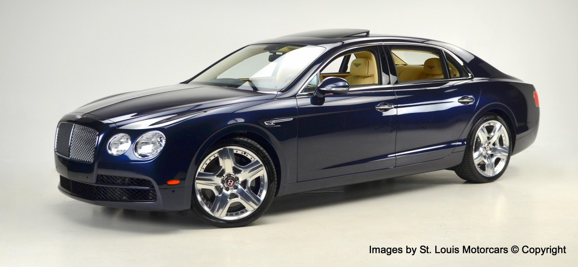5 Reasons to Drive the Bentley Flying Spur