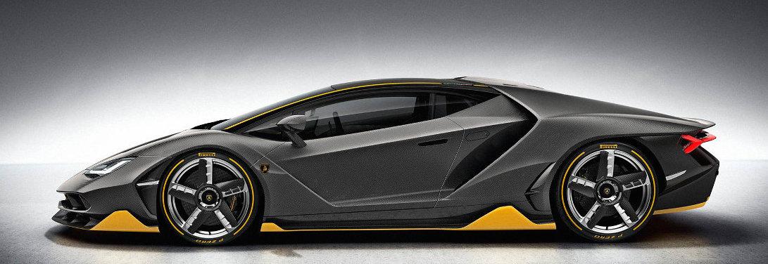 How Lamborghini Created the 770 Horsepower Centenario