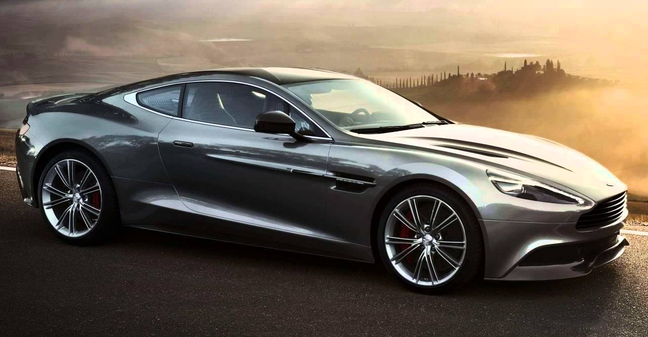 Aston Martin DB11 Leaked Before 2016 Geneva Motor Show