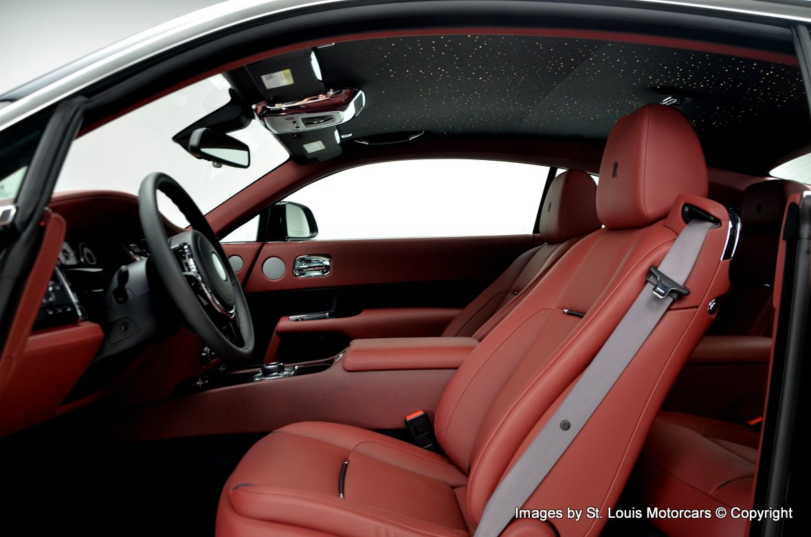 Top 5 Features on the 2015 Rolls-Royce Wraith