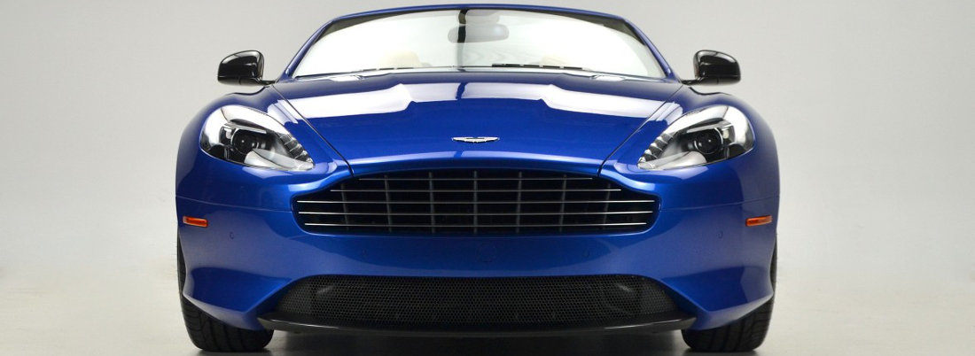 Bidding Adieu to the Aston Martin DB9