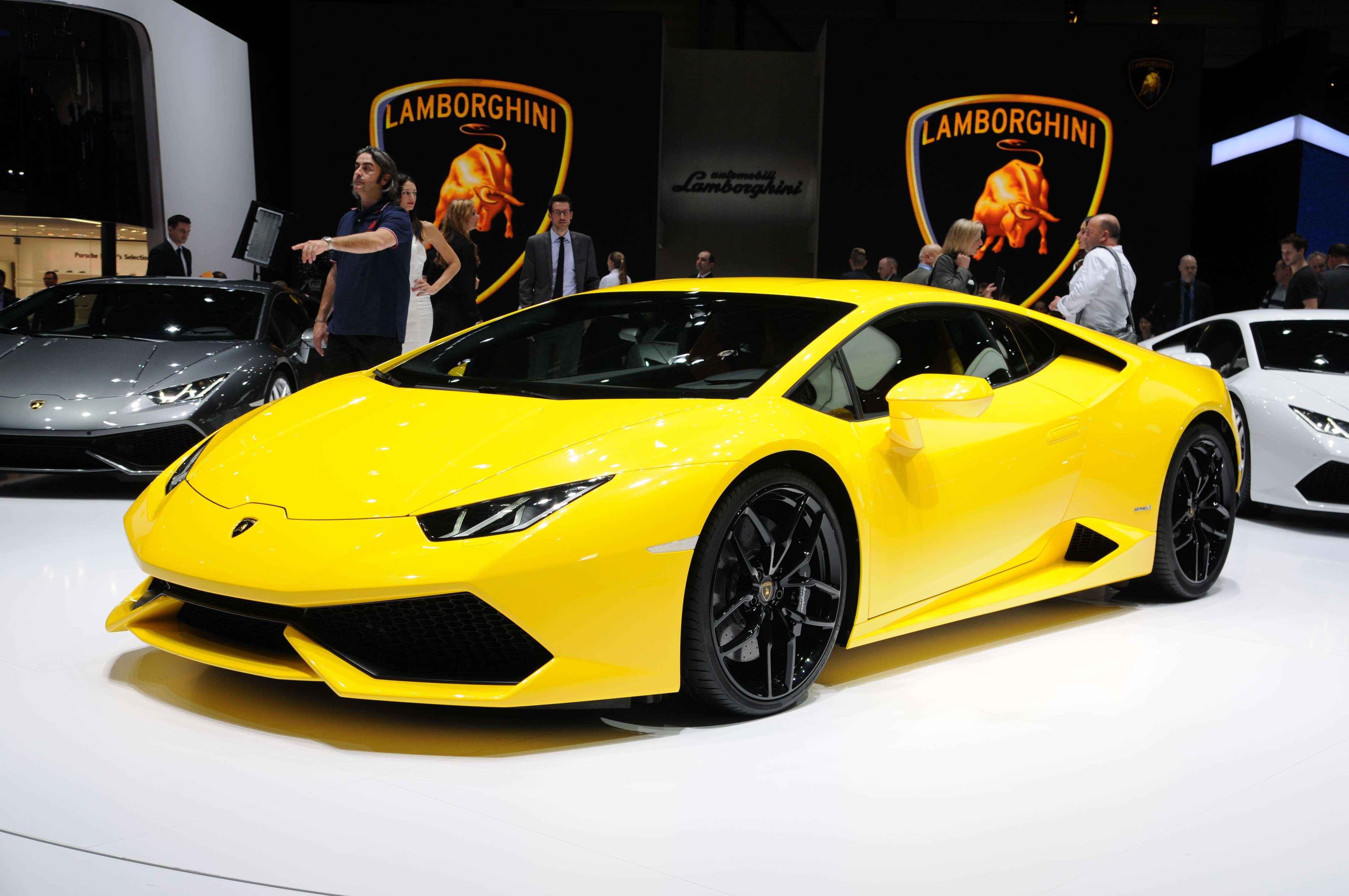Lamborghini Announces New President & CEO