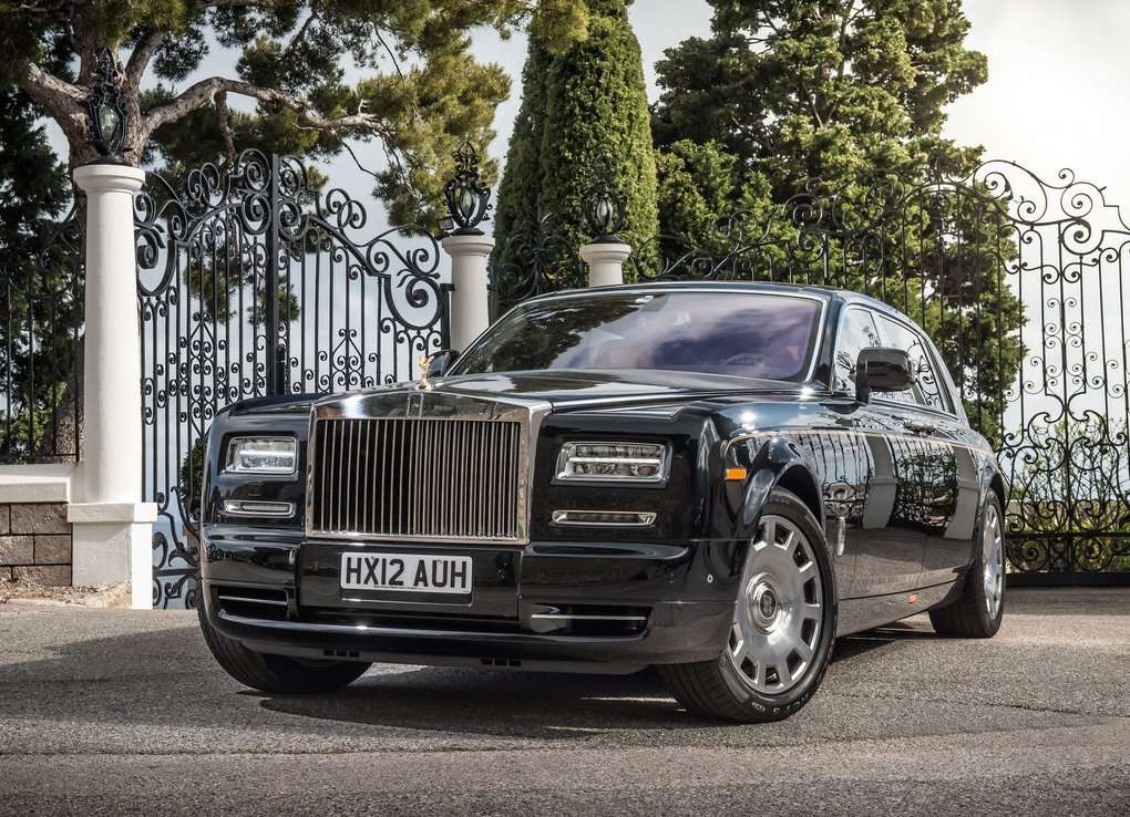 Rolls-Royce Ending Phantom Production