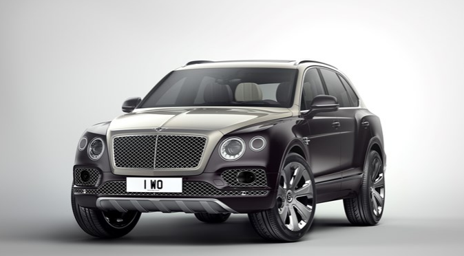 Bentley Introduces the Bentayga Mulliner