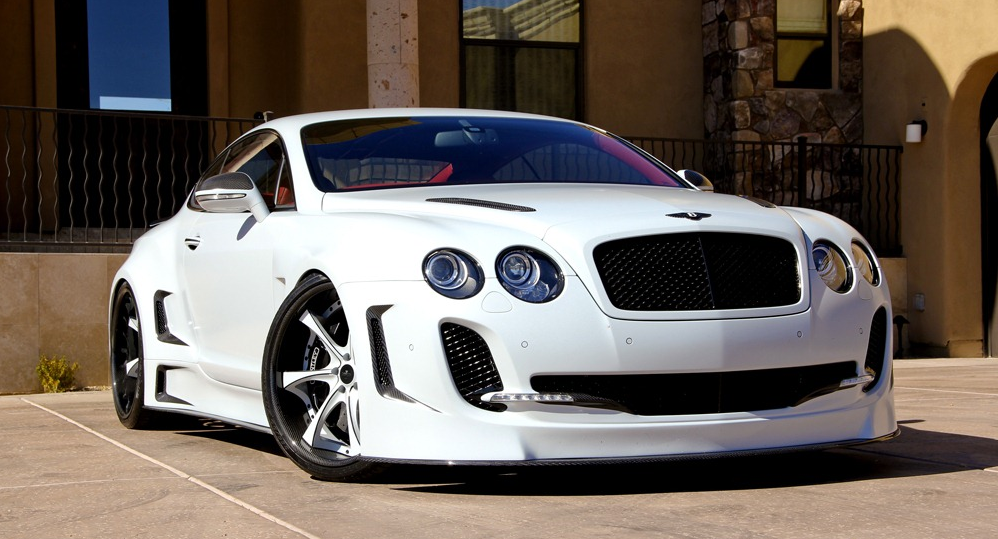 Personalize Your Bentley Continental in St. Louis