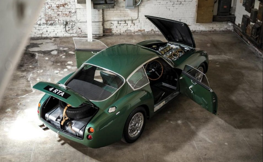 Classic Aston Martin Breaks Auction Record