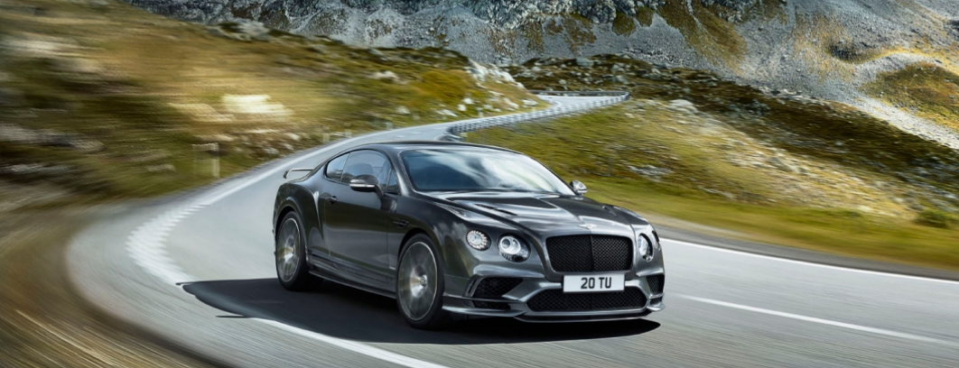 Bentley Supersports is Back!