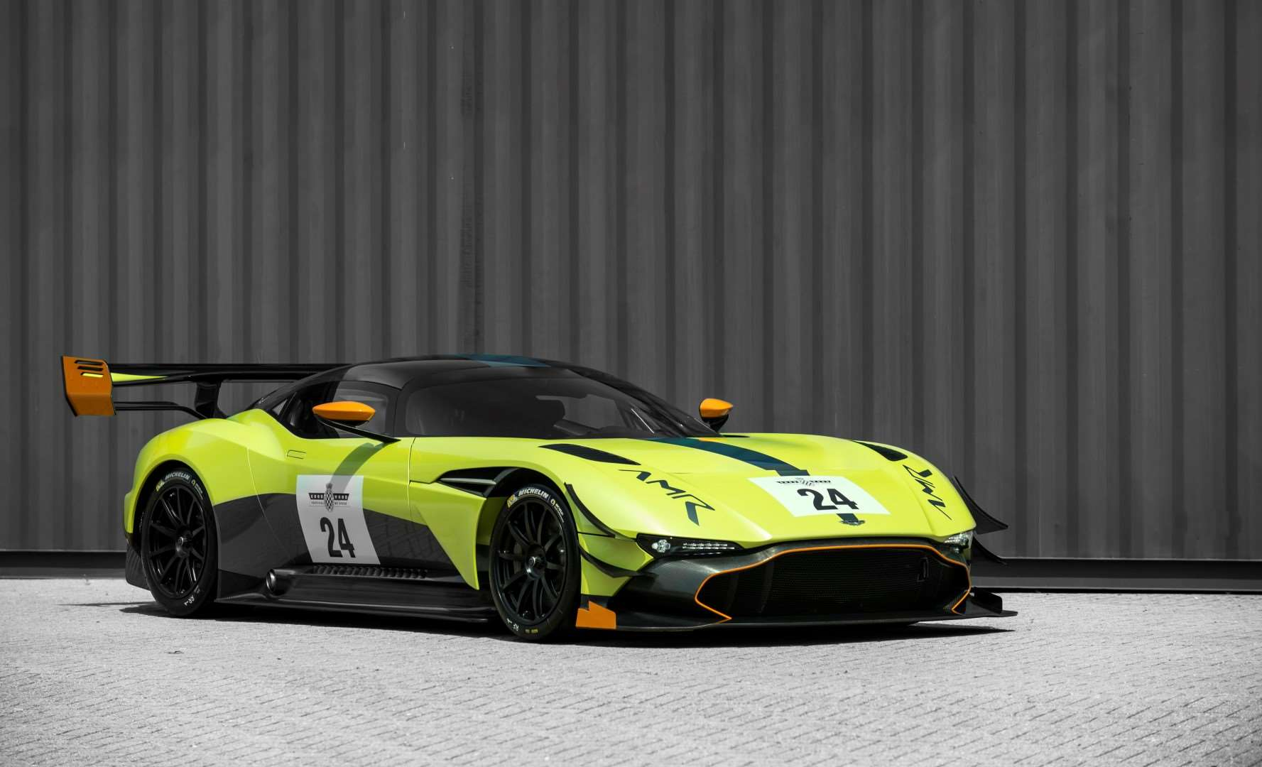 Aston Martin Vulcan AMR Pro - wildest-ever Aston Martin taken to new extremes