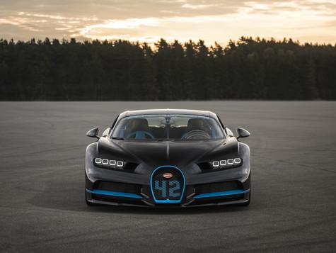 Bugatti World Record
