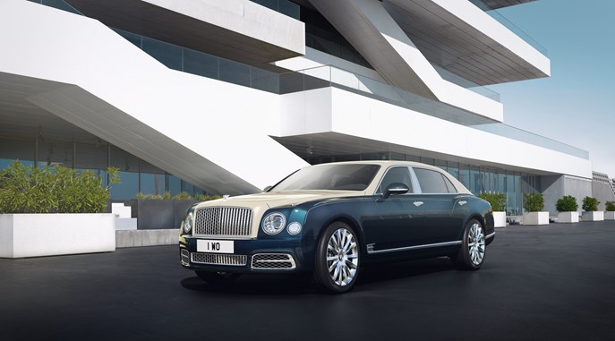 Bentley Introduces New Mulsanne Hallmark Series Inspired by Mulliner