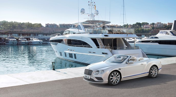 Galene Edition by Mulliner: Inspired by the Finest Luxury Yachts