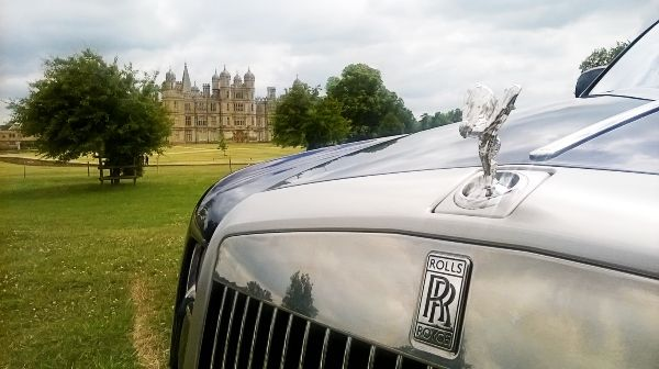 Rolls-Royce Motor Cars celebrates the largest gathering of Rolls-Royces