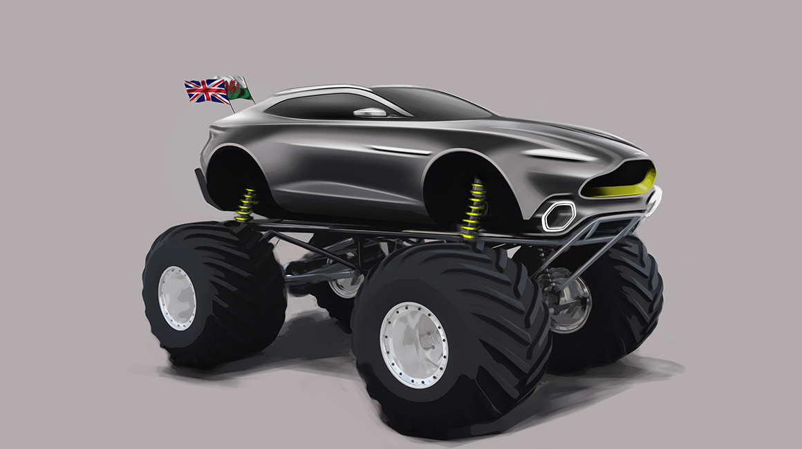 "Aston Martin set to crush competition with ""Project Sparta"""