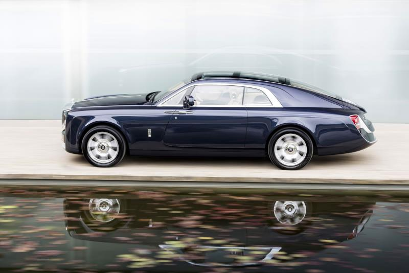 ROLLS-ROYCE MOTOR CARS 2017: THE YEAR OF BESPOKE