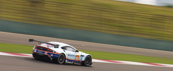 Pole Position for Aston Martin in GTE AM