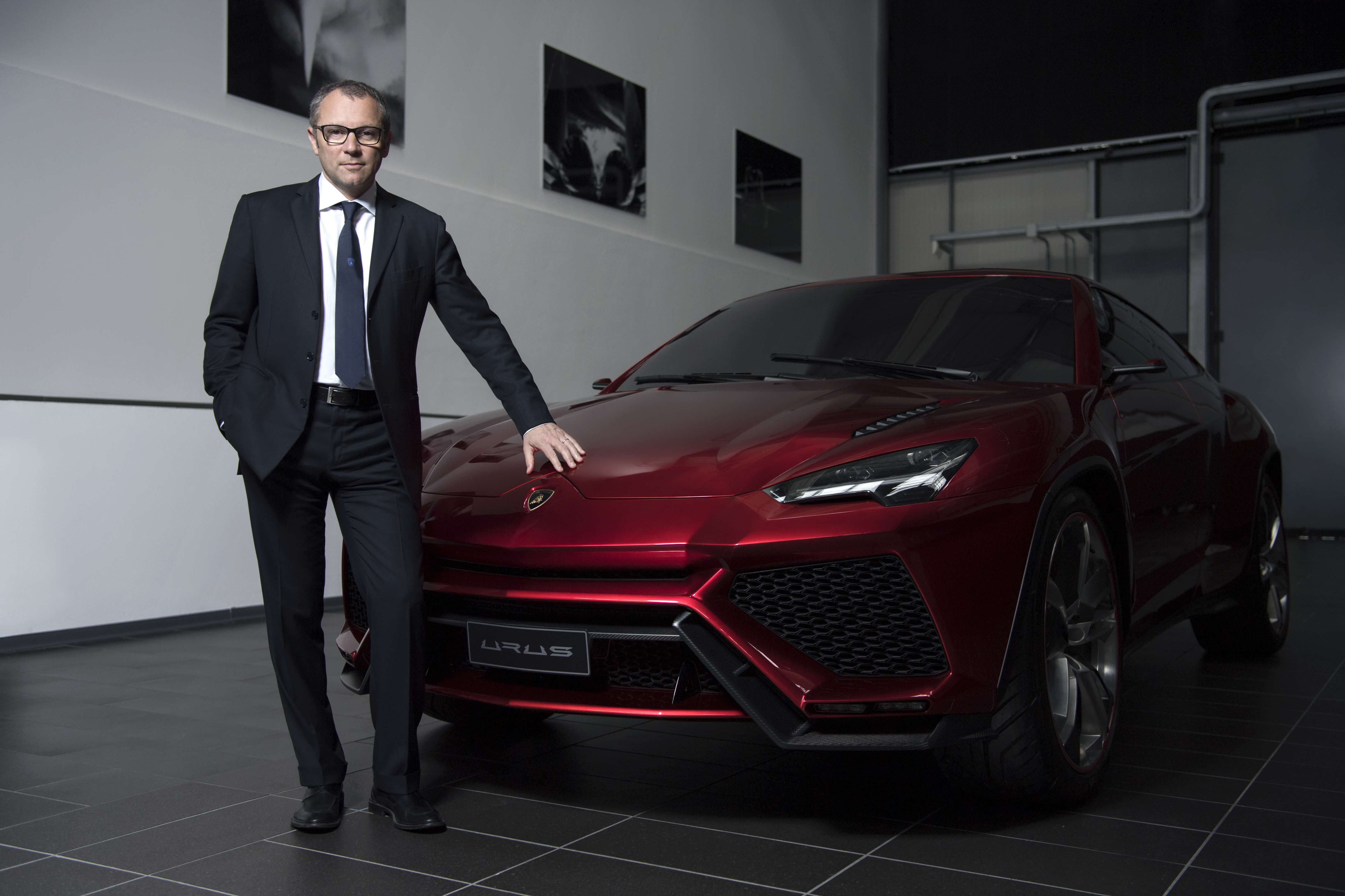 Automobili Lamborghini Sets Another Record in 2016