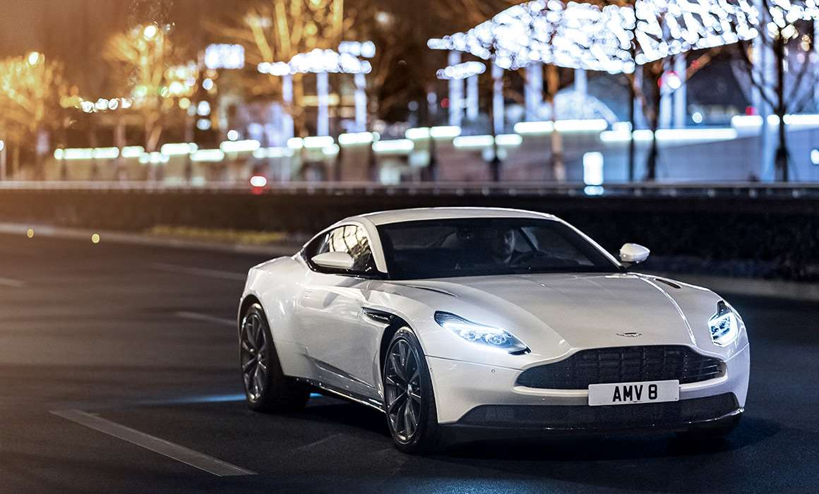 Sublime choices: DB11 now offered with V8 engine