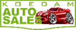 Koedam Auto Sales Logo
