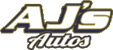 AJ's Autos Logo