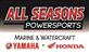 All Seasons Powersports & Marine Logo