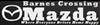 Barnes Crossing Hyundai Mazda Logo