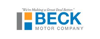 Beck Motor Company Logo