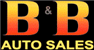 B and B Auto Sales Logo