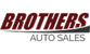 Brothers Auto Sales Logo