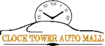 Clock Tower Auto Mall Logo