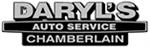 Daryl's Auto Service Logo