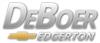 DeBoer Chevrolet Logo